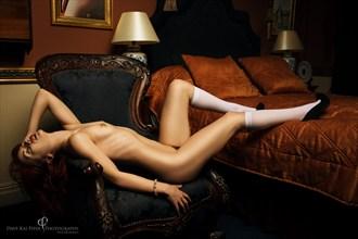 Artistic Nude Erotic Photo by Model Peliroja