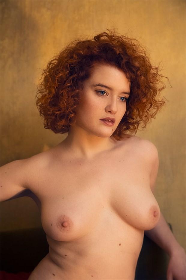 Artistic Nude Erotic Photo by Model Rakel Osk