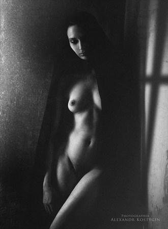 Artistic Nude Erotic Photo by Photographer Alexandr  Kostygin