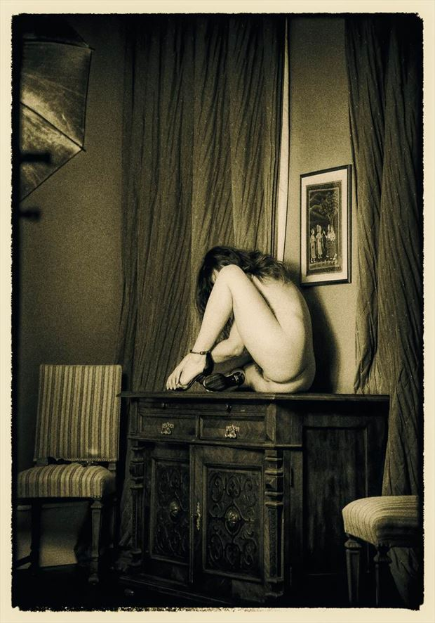 Artistic Nude Erotic Photo by Photographer BenGunn