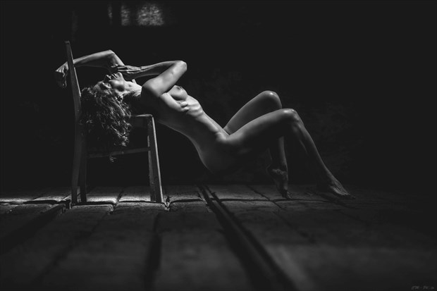 Artistic Nude Erotic Photo by Photographer CM Photo