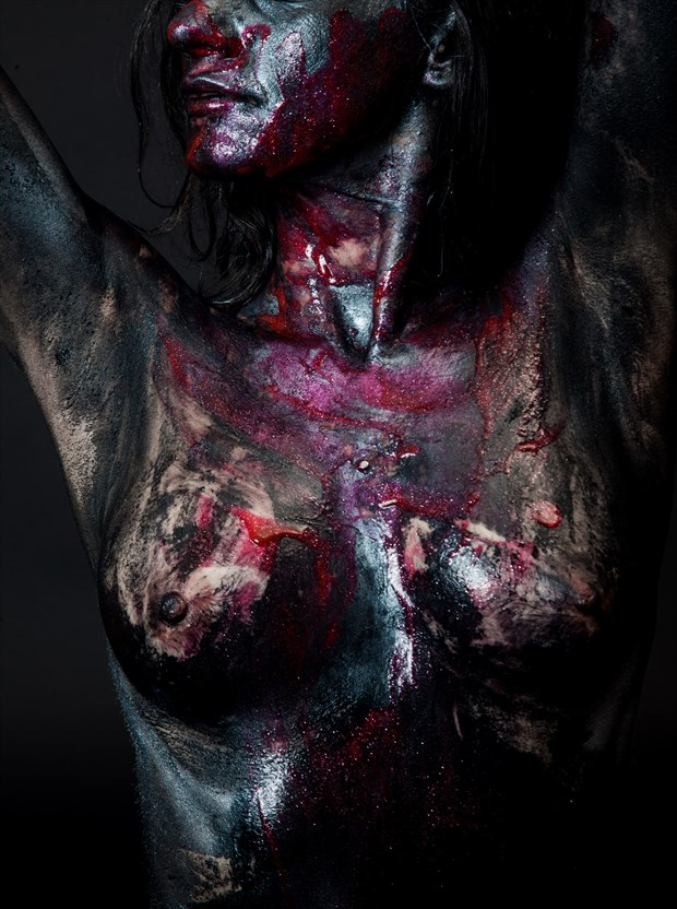 Artistic Nude Erotic Photo by Photographer DJLphotography