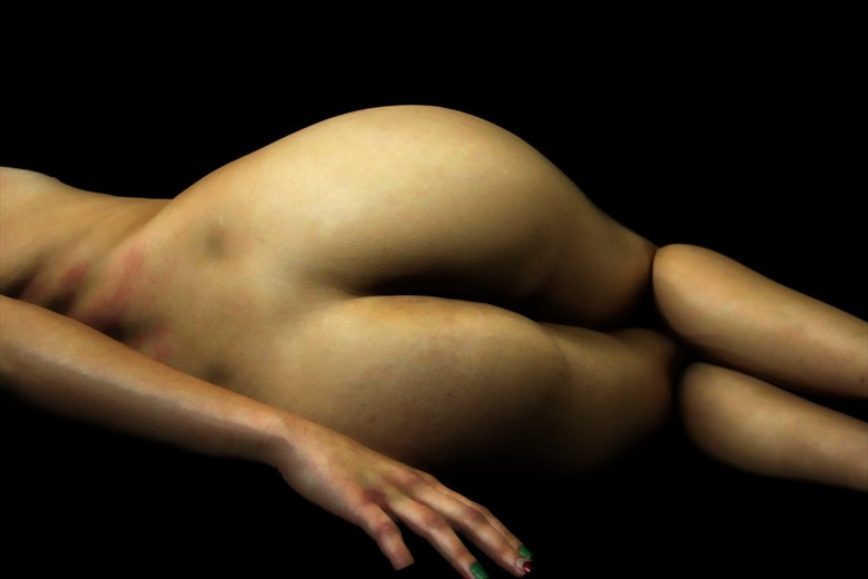 Artistic Nude Erotic Photo by Photographer Df