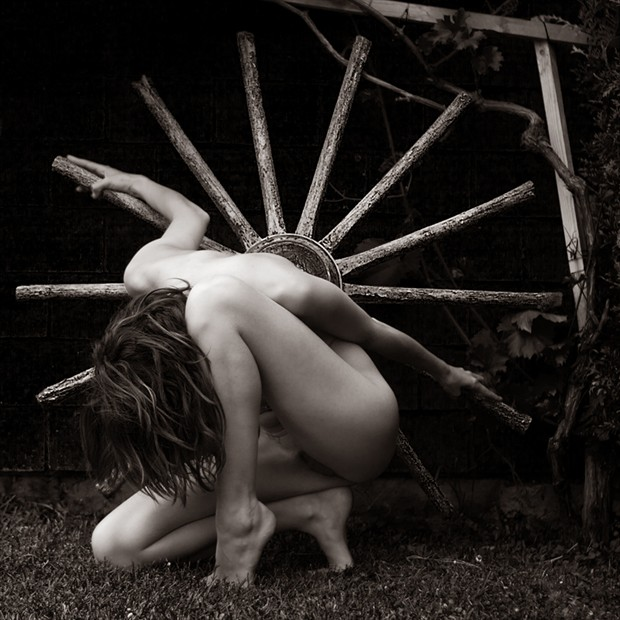 Artistic Nude Erotic Photo by Photographer Francois Benveniste
