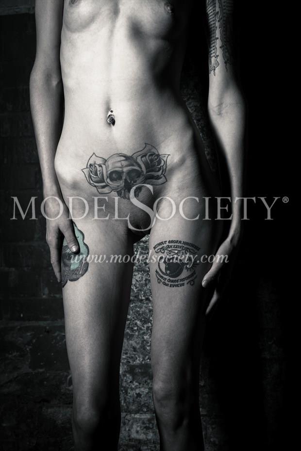 Artistic Nude Erotic Photo by Photographer Freeman Long