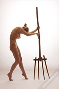 Artistic Nude Erotic Photo by Photographer John Cluderay