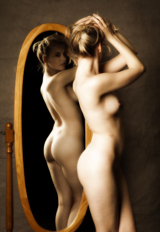 Artistic Nude Erotic Photo by Photographer John Hacht