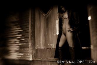 Artistic Nude Erotic Photo by Photographer Joseph De Sciose
