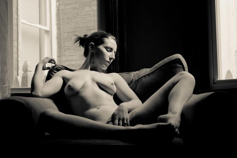 Artistic Nude Erotic Photo by Photographer Ken Harris Photo