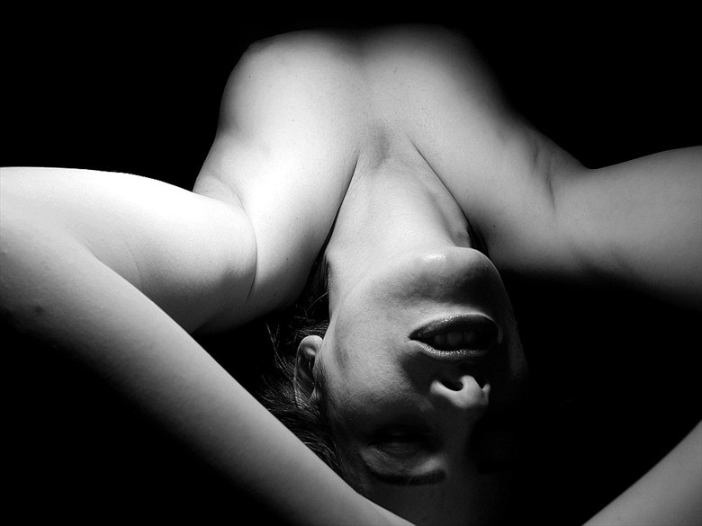 Artistic Nude Erotic Photo by Photographer R Byron Johnson