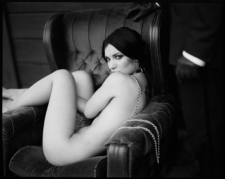 Artistic Nude Erotic Photo by Photographer Radoslaw Pujan