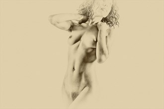 Artistic Nude Erotic Photo by Photographer Todd McVey