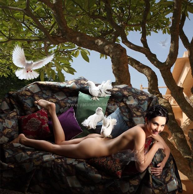 Artistic Nude Erotic Photo by Photographer Yatin Dandekar