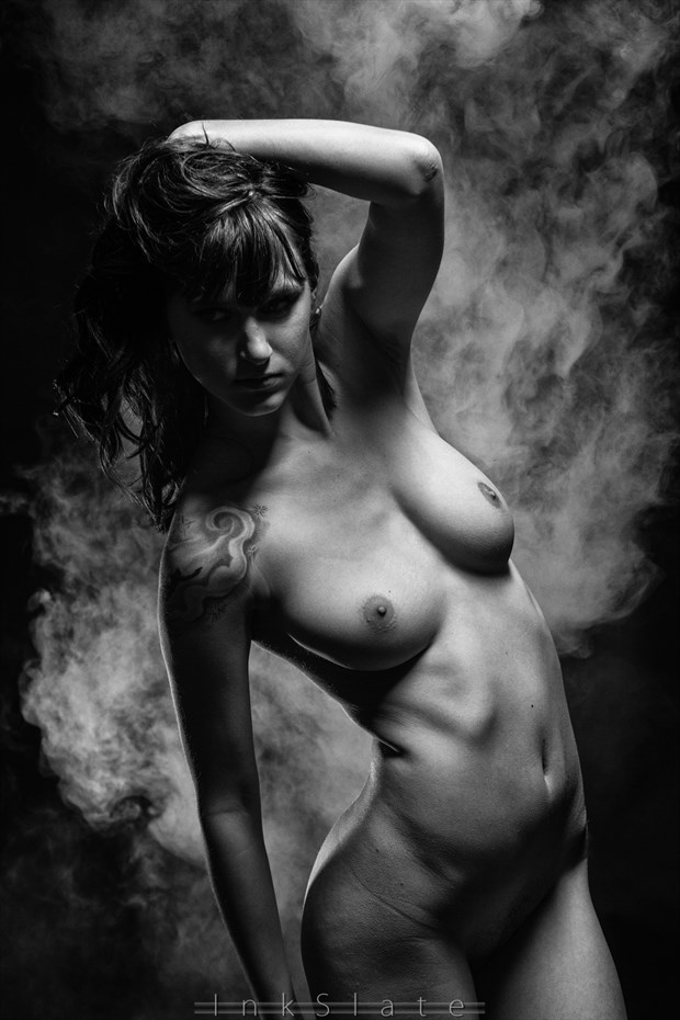 Artistic Nude Erotic Photo by Photographer inkslate