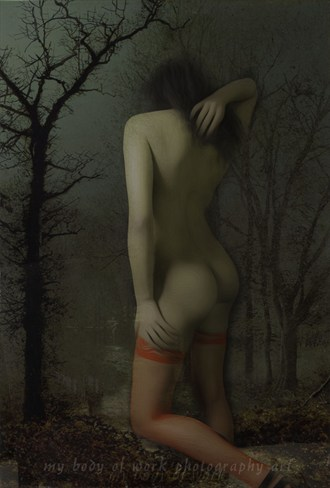 Artistic Nude Erotic Photo by Photographer photo artist