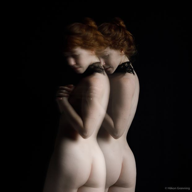 Artistic Nude Experimental Photo by Model Liv Sage