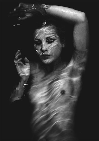 Artistic Nude Experimental Photo by Photographer crinklechip