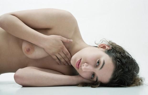 Artistic Nude Expressive Portrait Photo by Photographer JLC Images
