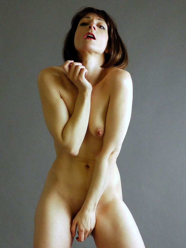 Artistic Nude Expressive Portrait Photo by Photographer Martin * Billings