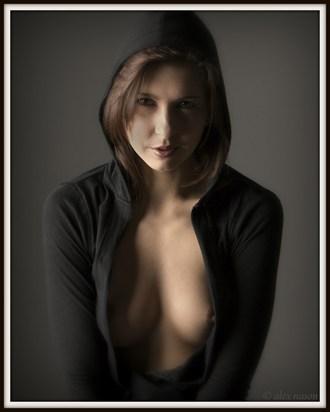 Artistic Nude Expressive Portrait Photo by Photographer alex111
