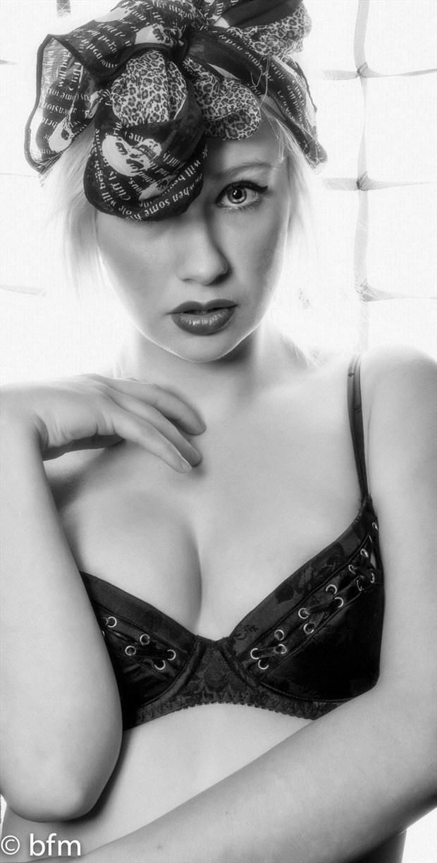 Artistic Nude Expressive Portrait Photo by Photographer bmargolis