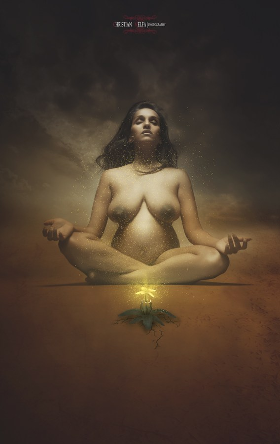 Artistic Nude Fantasy Artwork by Photographer Christian Melfa