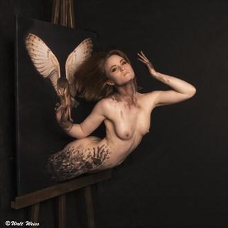 Artistic Nude Fantasy Photo by Model AtenaMy
