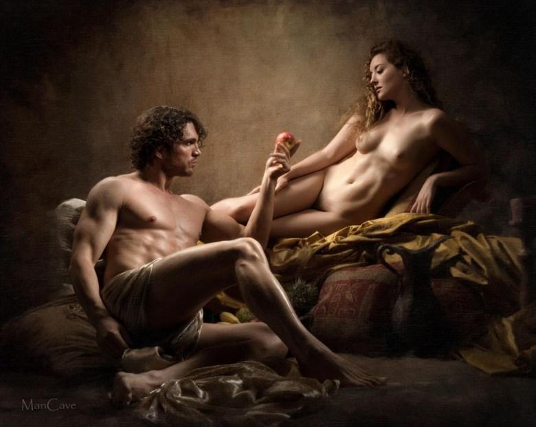 Artistic Nude Fantasy Photo by Model Ella Rose Muse
