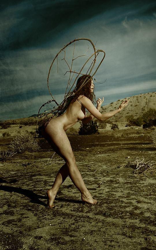 Artistic Nude Fantasy Photo by Model Lavanya Maya