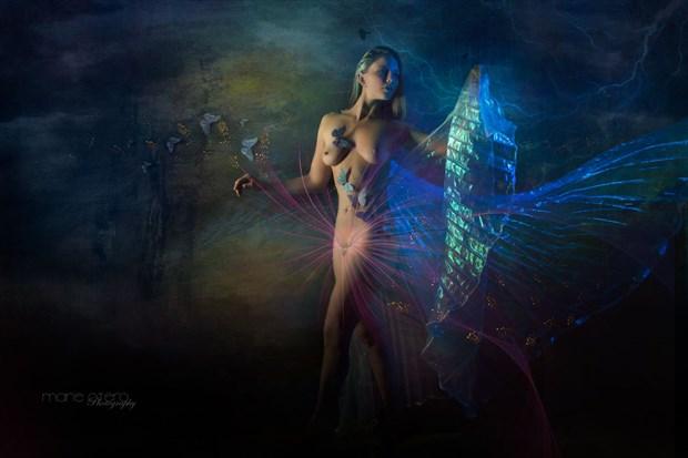 Artistic Nude Fantasy Photo by Model Satya