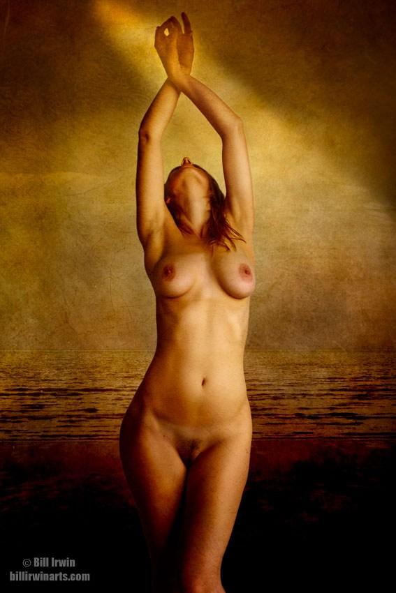 Artistic Nude Fantasy Photo by Photographer Bill Irwin