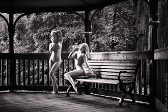 Artistic Nude Fantasy Photo by Photographer Brett Dorron