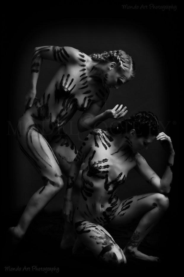 Artistic Nude Fantasy Photo by Photographer Mondo