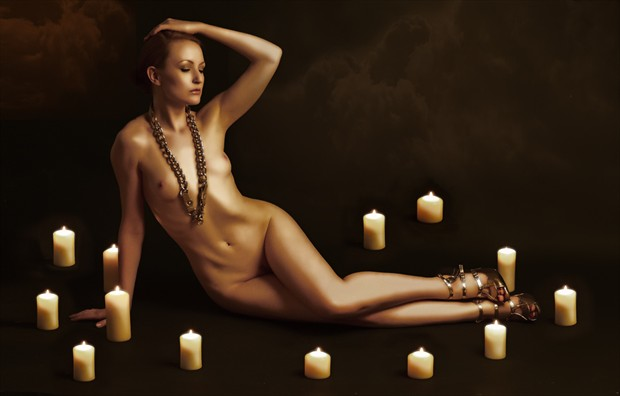 Artistic Nude Fantasy Photo by Photographer Ray Kirby