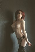 Artistic Nude Fashion Photo by Model Jammy