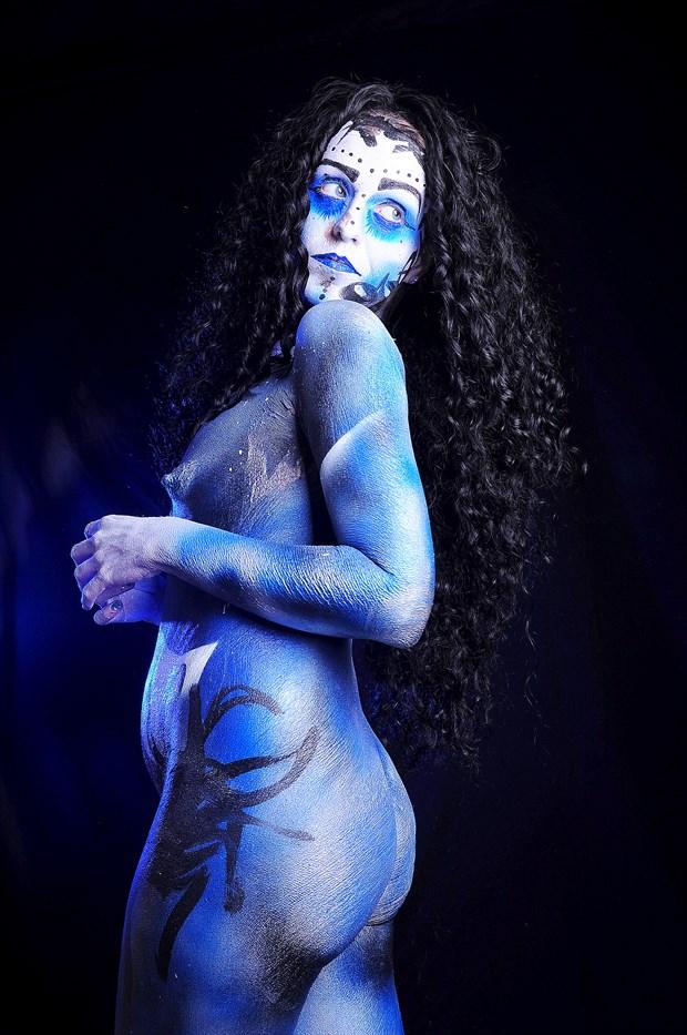 Artistic Nude Fetish Artwork by Model Sachea Nicole