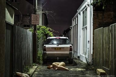 Artistic Nude Fetish Artwork by Photographer Alec Dawson