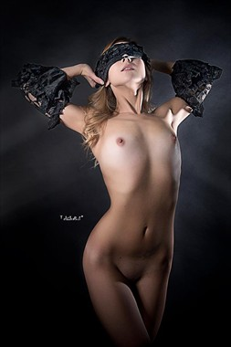 Artistic Nude Fetish Photo by Model Alleria