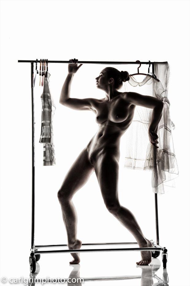 Artistic Nude Fetish Photo by Model Elle Beth