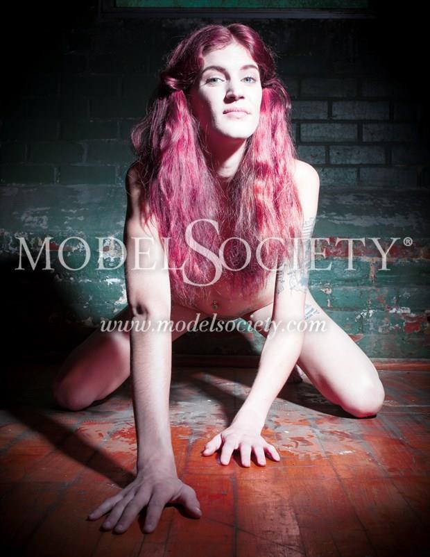 Artistic Nude Fetish Photo by Model Helen Hellfire