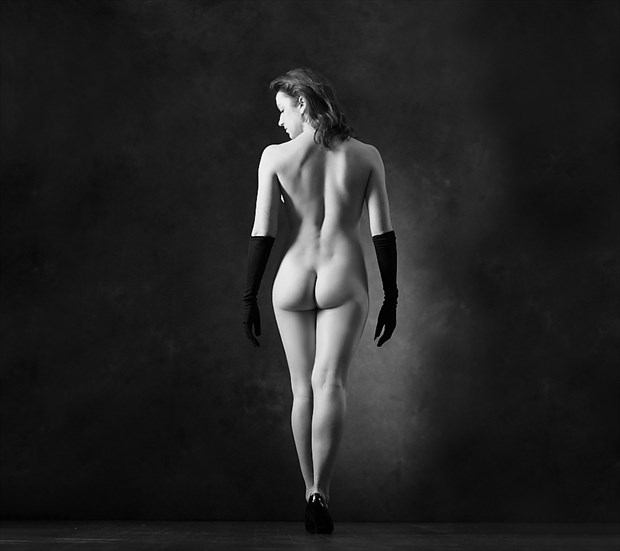 Artistic Nude Fetish Photo by Model Madelainee