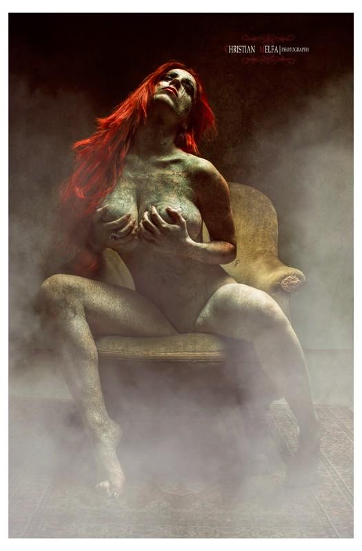 Artistic Nude Fetish Photo by Photographer Christian Melfa