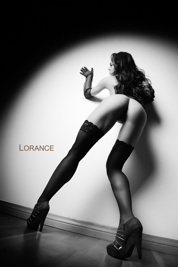 Artistic Nude Fetish Photo by Photographer Lorance Photography