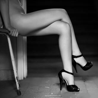Artistic Nude Fetish Photo by Photographer Mircea Marinescu