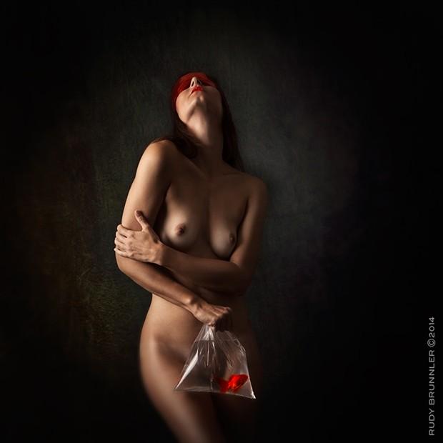 Artistic Nude Fetish Photo by Photographer RudyBrunnler
