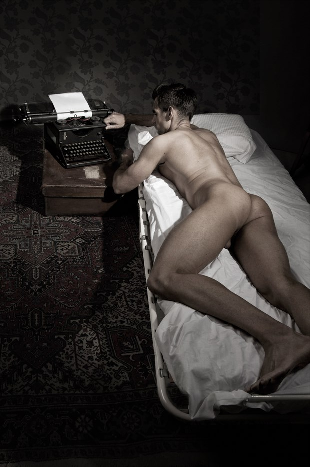 Artistic Nude Fetish Photo by Photographer Terry Slater