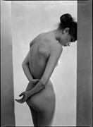 Artistic Nude Figure Study Artwork by Photographer Fabien Queloz