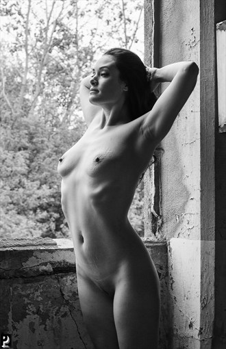 Artistic Nude Figure Study Artwork by Photographer Thom Peters Photog