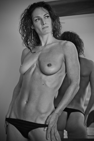 Artistic Nude Figure Study Photo by Model Goddess R