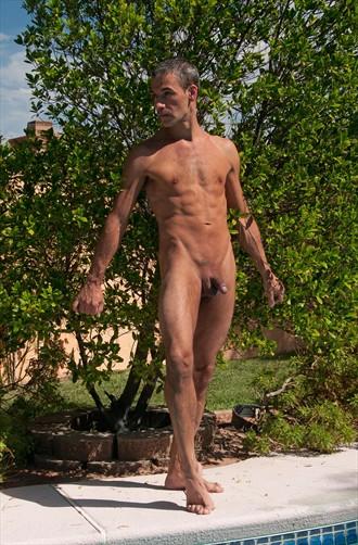 Artistic Nude Figure Study Photo by Model LifeModelSteve